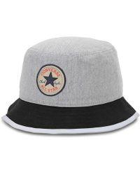 Converse - Monochrome Bucket Hat - Lyst