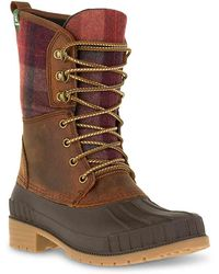 Kamik Sienna F2 Snow Boot - Brown