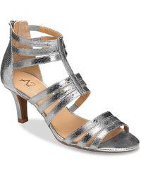 A2 By Aerosoles Pastel Sandal - Metallic