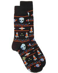 Sock It To Me - Aliens Crew Socks - Lyst