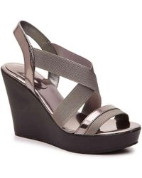 e1810e97c43 Pat Wedge Sandal - Metallic