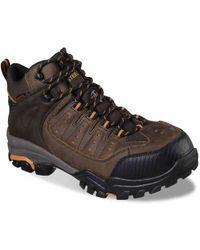 Skechers - Lakehead Work Boot - Lyst