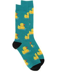 K. Bell - Duckies Dress Socks - Lyst