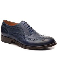 Snobs - Charlie Classic Wingtip Oxford - Lyst