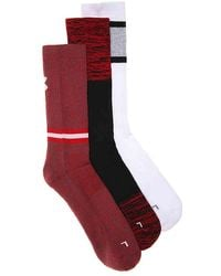 Under Armour - Phenom Crew Socks - Lyst