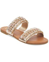 G by Guess - Luxeen Sandal - Lyst