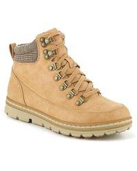 White Mountain Footwear Karmen Bootie - Brown