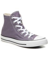 e64716837c5ca2 Lyst - Converse Chuck Taylor All Star Street Camo High-top Sneaker ...