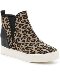 Steve Madden Loxley Wedge High-top
