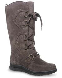 BEARPAW Justice Snow Boot - Brown