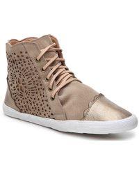 Klub Nico Simone High-top Sneaker - Brown