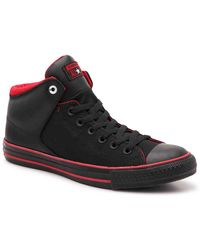 Converse Chuck Taylor All Star Hi Street High-top Sneaker - Black