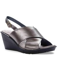 Propet - Luna Wedge Sandal - Lyst