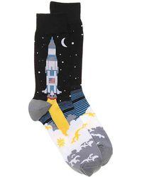 Sock It To Me - Rocket Crew Socks - Lyst