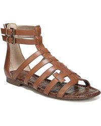 Sam Edelman Berke Gladiator Sandal - Brown
