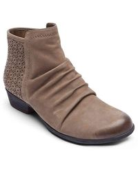 Rockport - Carly Bootie - Lyst