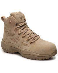 Reebok Rapid Response Work Boot - Brown