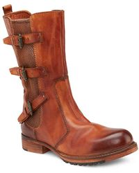 Vintage Foundry Co. Syndey Bootie - Brown