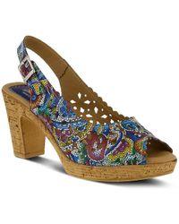 Spring Step - Lovelyness Sandal - Lyst