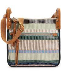 Fossil | Keyper Crossbody Bag | Lyst