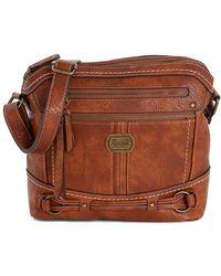 b.ø.c. Hammond Crossbody Bag - Brown