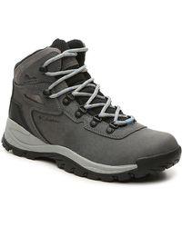 Columbia Newton Ridge Hiking Boot - Black