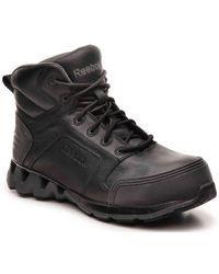 Reebok Zigkick Work Boot - Black