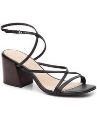 7fa0458b143 Maisie Strappy Block Heel Sandal - Black