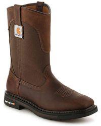 Carhartt - Wellington Work Boot - Lyst