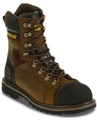 Caterpillar - Tracklayer Steel Toe Work Boot - Lyst