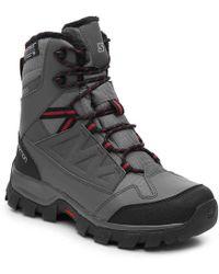 Yves Salomon - Chalten Hiking Boot - Lyst