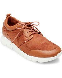 4d94815ab95 Steve Madden Fuegoe Sneaker in Brown for Men - Lyst
