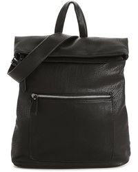 Urban Expressions Lennon Convertible Backpack - Black
