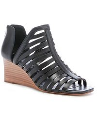 Sole Society - Serifyna Caged Demi Wedge - Lyst