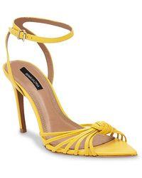 BCBGMAXAZRIA Delia Sandal - Yellow