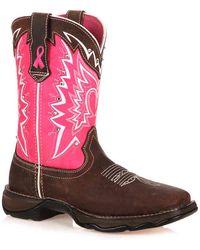 Durango - Spielman Cowboy Boot - Lyst