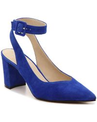 Marc Fisher Carry Pump - Blue