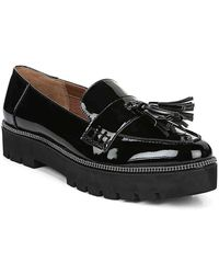 Franco Sarto Brody Platform Loafer - Black