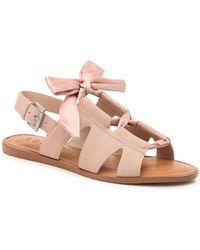 1.STATE Teena Sandal - Pink