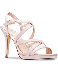 Nina Rachyl Platform Sandal - Pink