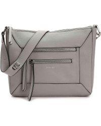 Perlina - Drew Leather Convertible Crossbody Bag - Lyst