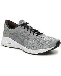 Chaussure en Ff de course à pied Lyst gris Asics Roadhawk Ff en gris pour homme 6296401 - tinyhouseblog.website