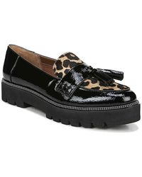 Franco Sarto Brody Platform Loafer - Black