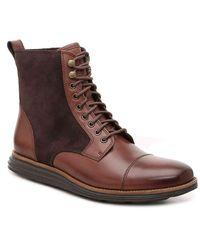 Cole Haan - Original Grand Cap-toe Ii Boots - Lyst