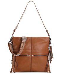 The Sak - Ashland Leather Hobo Bag - Lyst