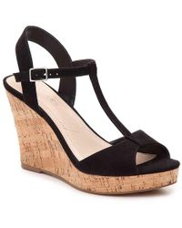 Charles David - Lucas Wedge Sandal - Lyst