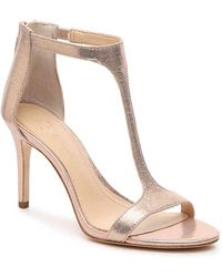f75bb77298b1 Lyst - Imagine Vince Camuto  phoebe  Embellished T-strap Sandal in ...