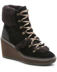 See By Chloé Sb Wedge Bootie - Black
