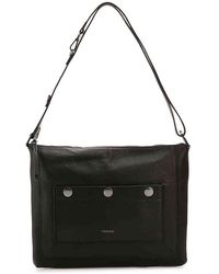 Perlina - Sally Leather Crossbody Bag - Lyst