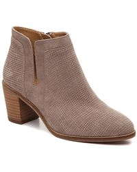 Lucky Brand Ponic Bootie - Brown